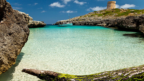 Click on this image if you want to discover Minorca (Menorca)